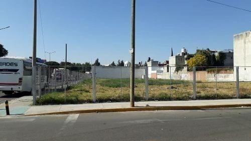 Terreno En Renta Atrás De La Capu Puebla