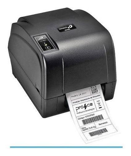 Impressora Térmica De Etiquetas Bematech Lb 1000 Basic