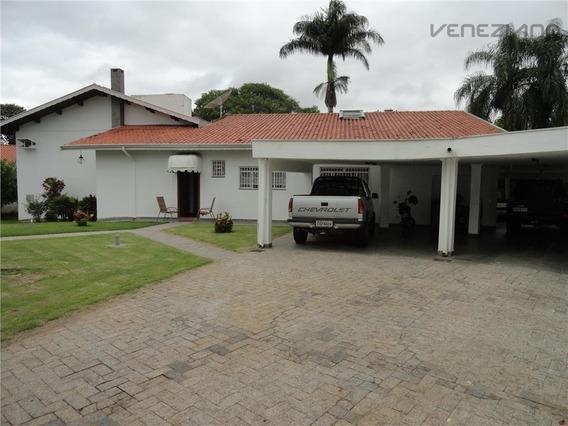 Casa Residencial À Venda, Vila Rezende, Piracicaba. - Ca0130