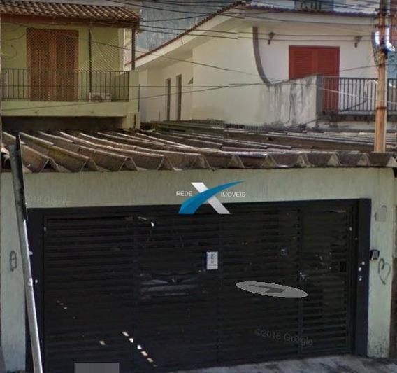 Casa À Venda 3 Dormitórios 125 M² Por R$ 900.000 - Cambuci - São Paulo/sp - Ca0769