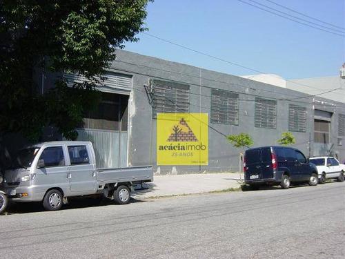 Imagem 1 de 30 de Galpão Para Alugar, 5947 M² Por R$ 115.000,00/mês - Vila Leopoldina - São Paulo/sp - Ga0121
