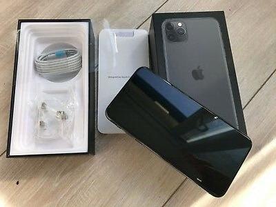Nuevo Apple iPhone 11 Pro Max 512gb - Space Grey (unlocked)