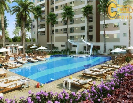 Apartamento Com 3 Dormitório(s) Localizado(a) No Bairro Praia Alegre Em Penha / Penha - 418