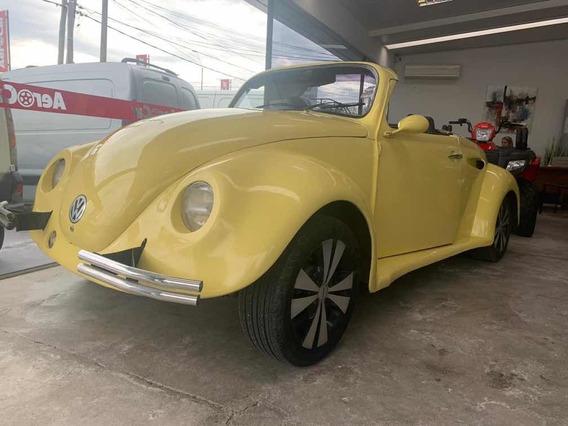 Volkswagen Vw Cabrio 1600 Fusca Aerocar