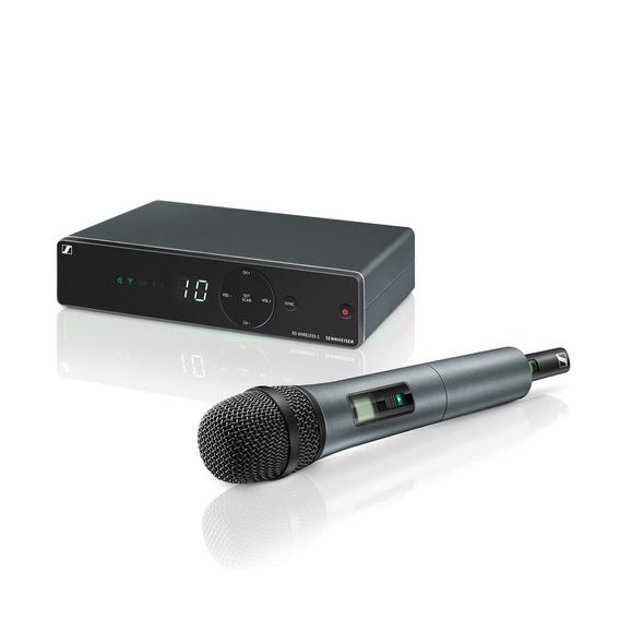 Microfone De Mão Sem Fio Sennheiser Xsw 1-825-a