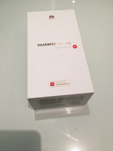 Imagen 1 de 2 de Huawei P40 Pro 5g - 256gb - Silver (desbloqueado) (dual Sim