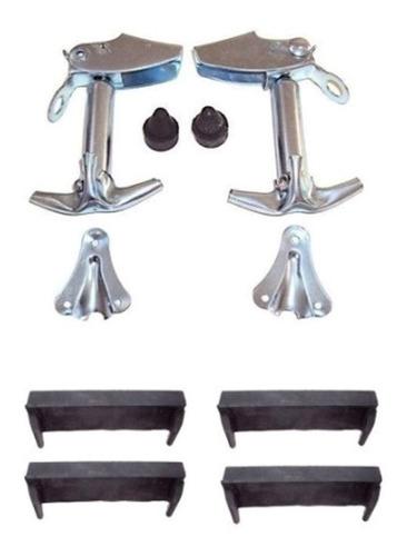 Imagem 1 de 4 de Presilhas Capu Bandeirante E Batente B Kit Todos 1958 A 2001