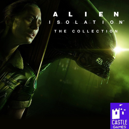 Alien Isolation The Collection - Ps4 Digital 2º