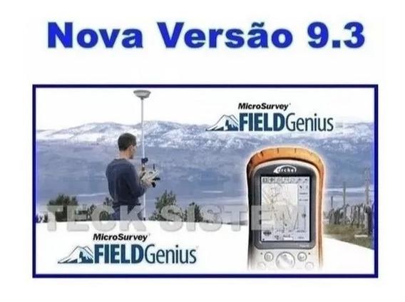 Microsurvey Fieldgenius 9.3.25.0 Em Português Nova Versão