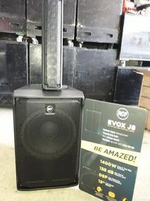 Caixa Ativa Rcf Evox J8