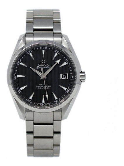 Reloj Omega Seamaster Automático Negro 23110422106001