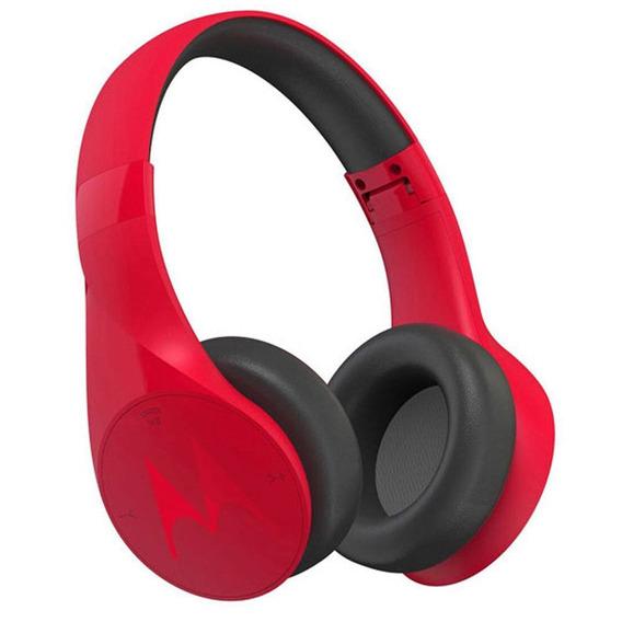 Fone De Ouvido Bluetooth Motorola Pulse Escape Vermelho