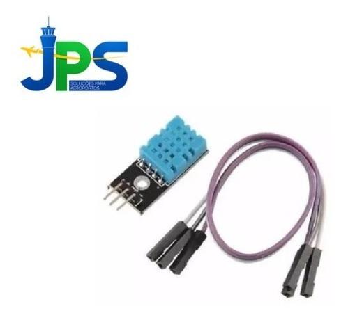 Sensor De Umidade E Temperatura Dht11 - Pic Arduino Id871