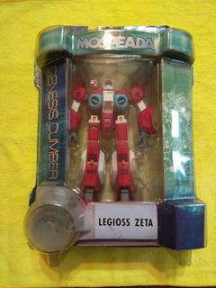 Mospeada Robotech Toynami Battroid Zeta Superposeable 1/55