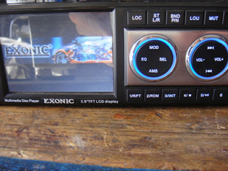 Autoestereo Dvd 3.5 Vintage 1 Din