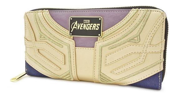 Cartera Marvel Avengers Thanos Endgame Gemas Loungefly 2019