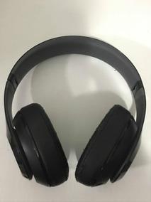 Fones De Ouvido Auriculares Beats Wireless Preto E Vermelho