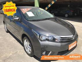Toyota Corolla 1.8 Gli Upper 16v Flex 4p Automático 2016/201