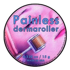Creme Pomada Relaxante E Cicatrizante P/ Uso C/ Dermaroller
