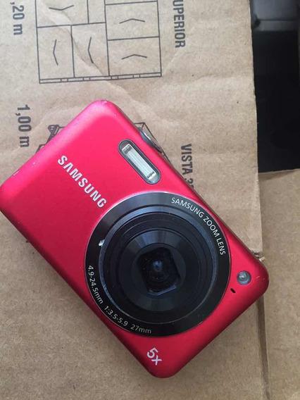 Camera Samsung Es73 Com Defeito Leia Descritivo