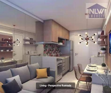 Apartamento Com 1 Dormitório À Venda, 26 M² Por R$ 154.593,00 - Capão Redondo - São Paulo/sp - Ap2128