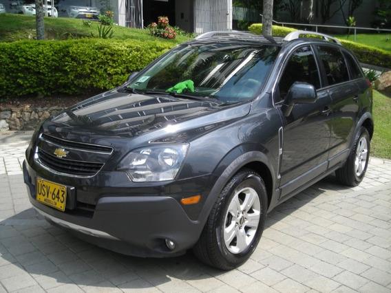 Chevrolet Captiva 2.4 Sport 2015 Secuencial 4x2