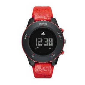 Relógio Masculino Digital adidas Performance Runner Vermelho