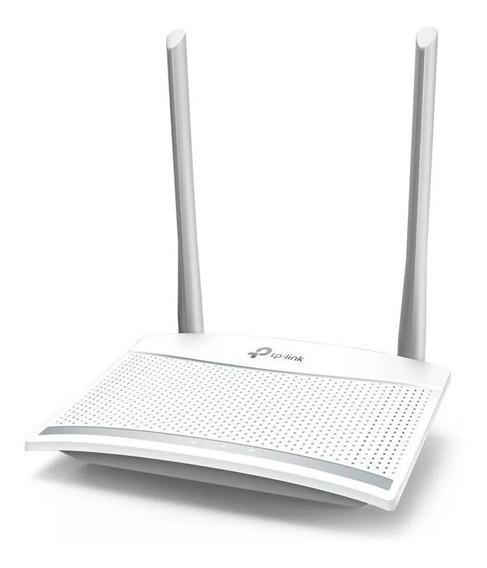 Router Wifi Tp-link Tl Wr820n 300 Mbps 2 Ant 820n Simil 840n