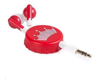 Bud Light Auriculares Con Cable Para Smartphones / Tabletas