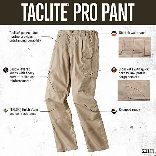 Pantalones Tacticos 511 Para Hombre Taclite Pro Con Bolsillo Mercado Libre