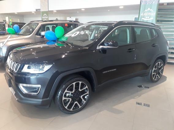 Jeep Compass 2.0 Limited Flex High Tech Aut. 5p 2018