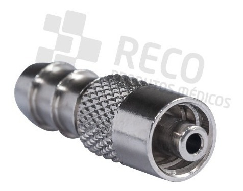 Conector Luer Lock - Videolaparoscopia