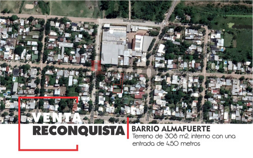 Terrenos En Venta Céntrico Reconquista Santa Fe