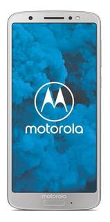 Motorola G6 Dual SIM 32 GB Prata