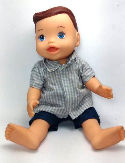 Kit 5 Roupinhas Baby Alive Menino