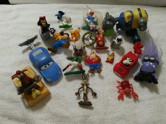 Diversos Muñecos Para Acompletar Tus Colecciones