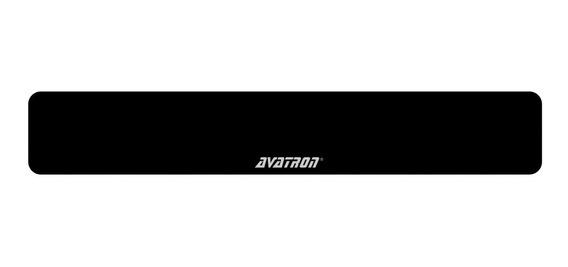 Antena Interna Slim Para Tvs Avatron Ant-001-b Preto