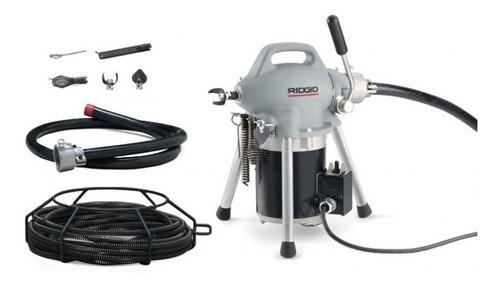 Máquina Seccional K-50 A Con Kit De Cables A-30 Ridgid 58960