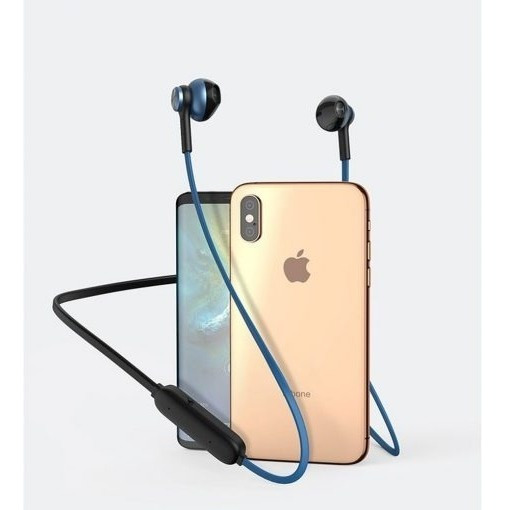 Audifono Bluetooth Yb-503 Blue