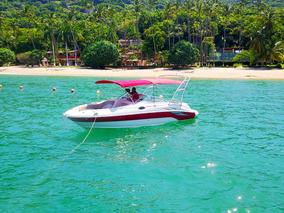 Lancha Sea Ray Sundeck 240 Yate 12 Personas