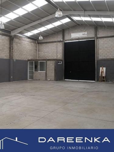 Bodega Industrial - Santa Cruz Buenavista