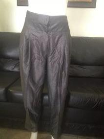 Pantalon Negro Encerado Pantalones Y Jeans De Mujer Hugo Boss En San Nicolas De Los Garza En Mercado Libre Mexico
