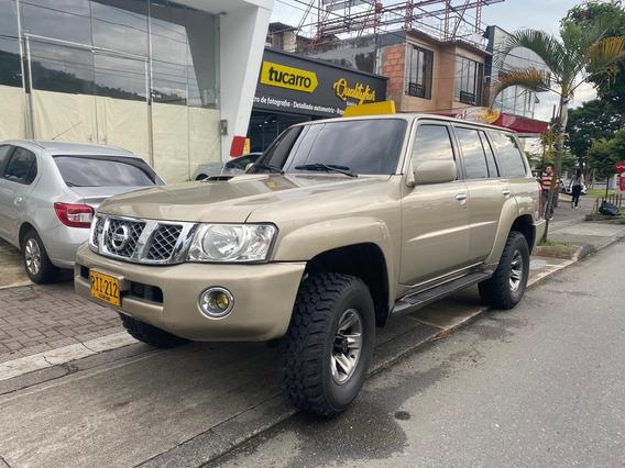 Nissan Patrol Grx 4x4