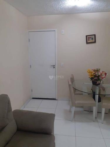 Apartamento Com 2 Quartos, 47 M² Por R$ 180.000 - Nova Cidade - São Gonçalo/rj - Ap45532