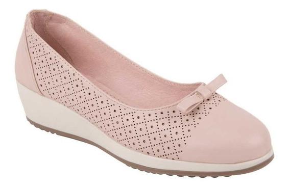 Zapato Confort Shosh 7215, Para Dama Rosa. Id-824980