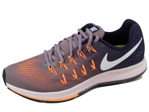 Zapatillas Nike Air Zoom Pegasus 33 Mujer Running 831356 500