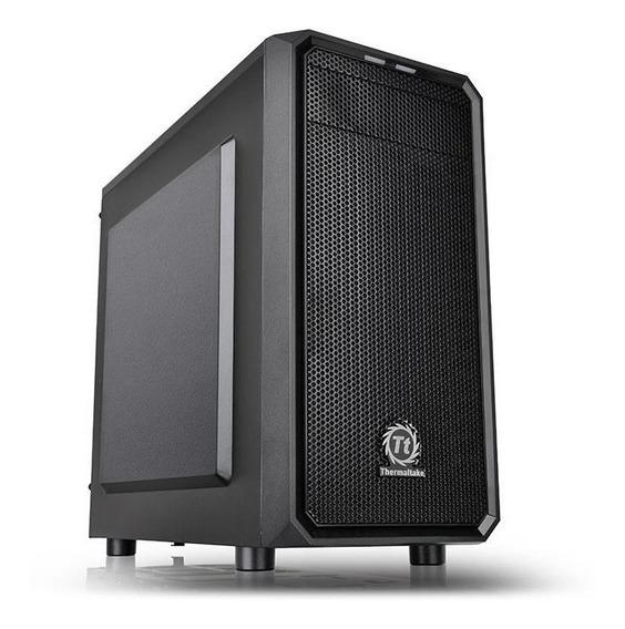 Gabinete Tt Versa H15 Tg Micro Case Black - Dixit Pc