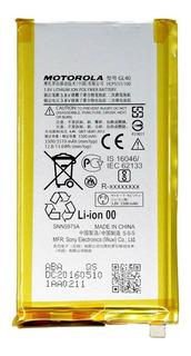 Bateria Pila Motorola Moto Z Play Xt1635 Gl40