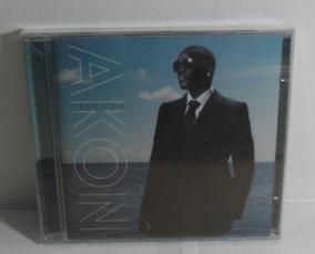 Akon Freedom Cd Album 2008 Original Novinho Rap Hip Hop