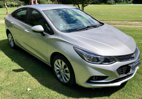 Chevrolet Cruze Ii 1.4 Sedan Lt 2019